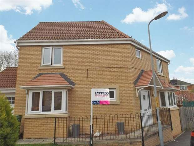 3 Bedrooms Detached House for sale in Hillmorton Road, Ingleby Barwick, Stockton-on-Tees, North Yorkshire