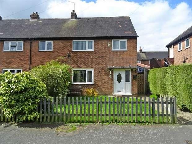 3 Bedrooms End Of Terrace House for sale in Elmfield Avenue, Huddersfield, West Yorkshire