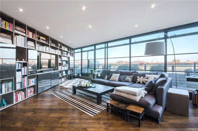 3 Bedrooms Penthouse Flat for sale in Exchange Building, 132 Commercial Street, Shoreditch, London, E1