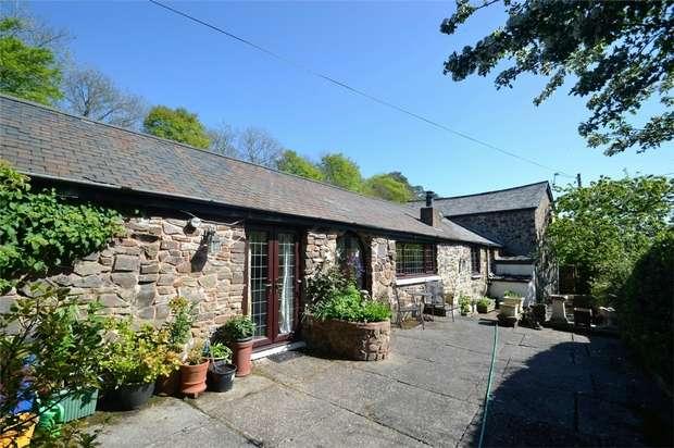 4 Bedrooms Detached House for sale in Newnham Bridge, UMBERLEIGH, Devon