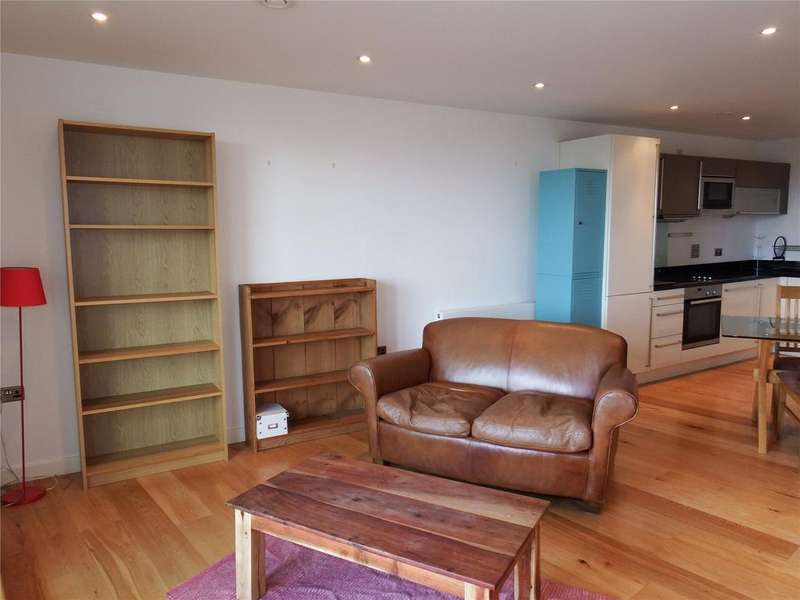 2 Bedrooms Flat for rent in Candle House, 1 Wharf Approach, Leeds, West Yorkshire, LS1