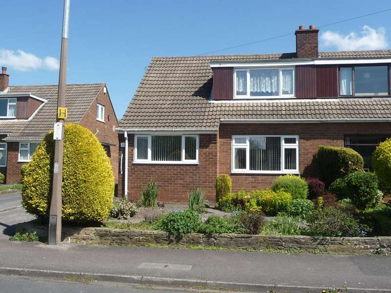 4 Bedrooms Semi Detached House for sale in Moat Hill
