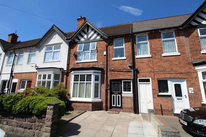 3 Bedrooms Terraced House for sale in Reddings Lane, Tyseley, Birmingham
