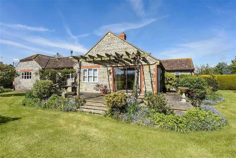 4 Bedrooms Detached House for sale in School Street, Drayton, Langport, Somerset, TA10