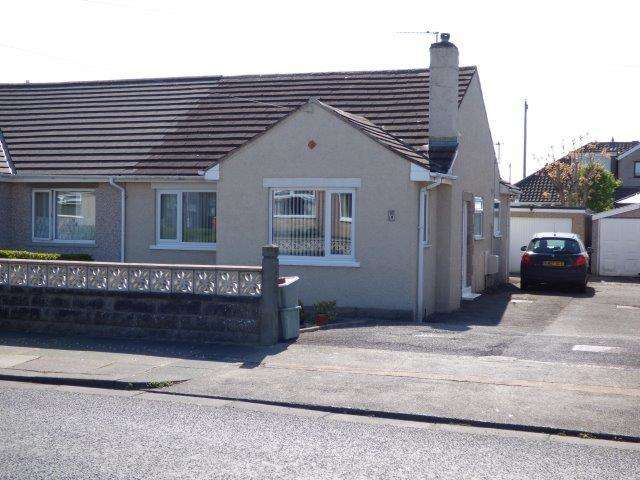 2 Bedrooms Semi Detached Bungalow for sale in Altham Road, Morecambe, Lancashire, LA4 4UG