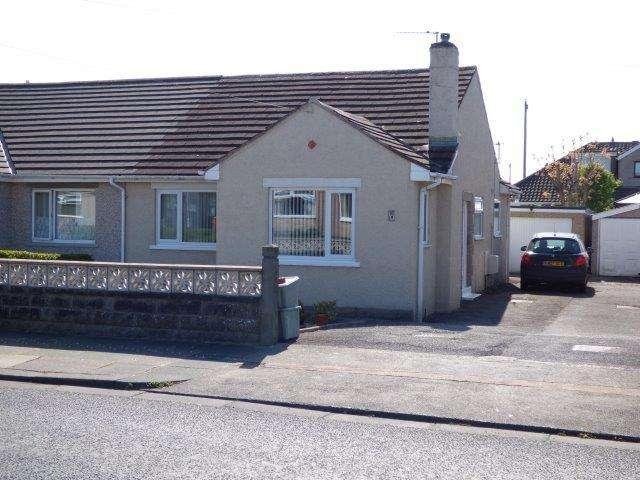 2 Bedrooms Semi Detached Bungalow for sale in Altham Road, Morecambe, Lancashire, LA4 4UG