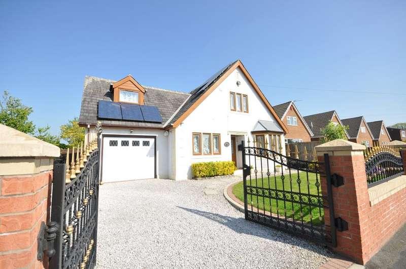 3 Bedrooms Detached House for sale in Dovedale Avenue, Ingol, Preston, Lancashire, PR2 3WQ
