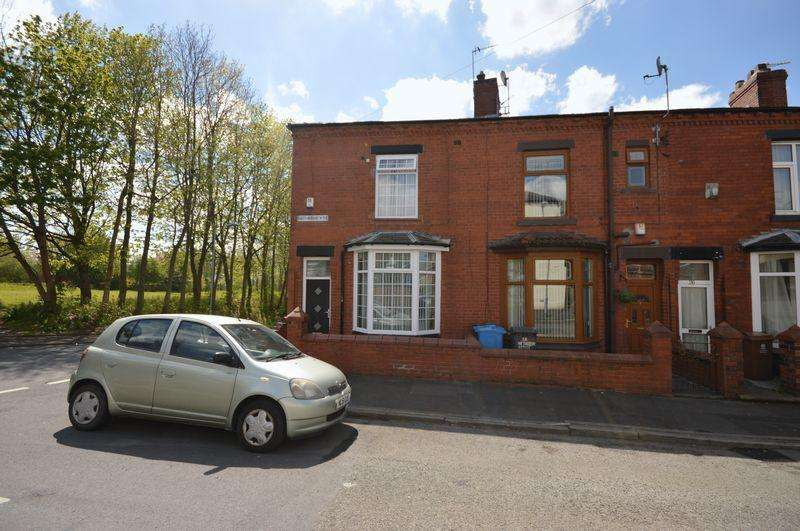 3 Bedrooms End Of Terrace House for sale in Netherhey Street, Oldham