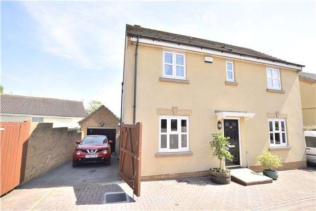 4 Bedrooms Detached House for sale in Wakeford Way, Bridgeyate, BS30 5HU