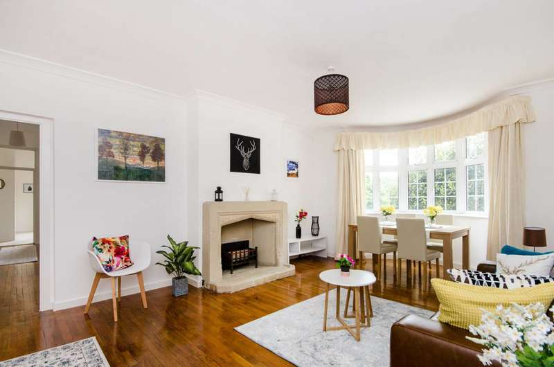 3 Bedrooms Flat for rent in West Wimbledon, West Wimbledon, SW20