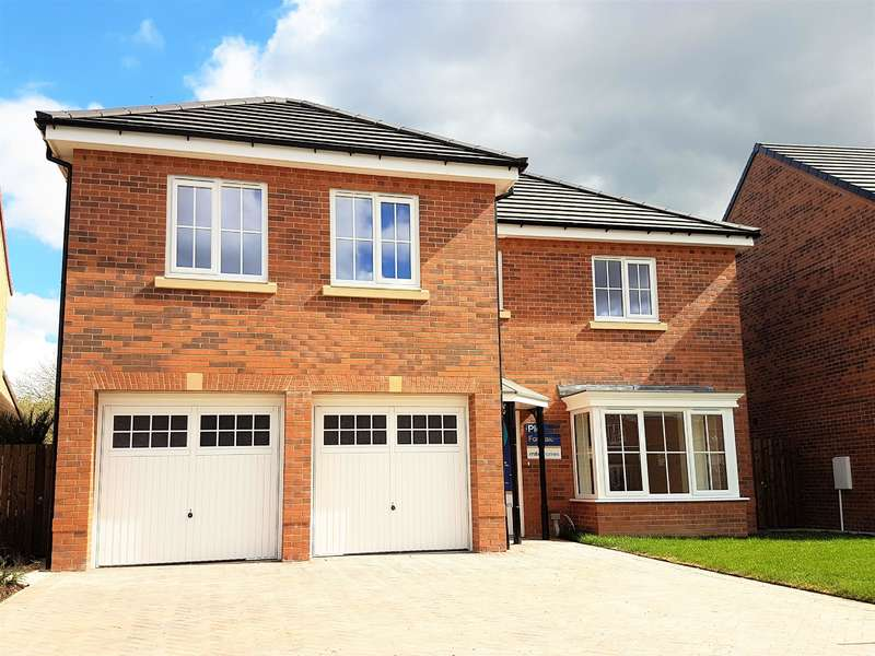 5 Bedrooms Detached House for sale in Brookfield Avenue, Acklam Woods, Middlesbrough, TS5 8HA