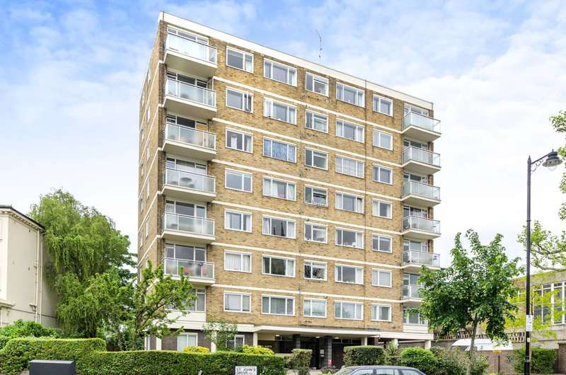 2 Bedrooms Flat for sale in Pemberton Gardens, Archway, N19