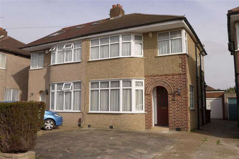 3 Bedrooms Property for sale in Elgin Avenue, Harrow, Middlesex