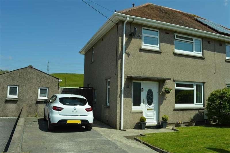3 Bedrooms Semi Detached House for sale in Heol Y Cae, Swansea, SA4