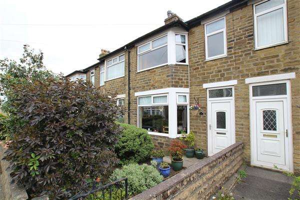 2 Bedrooms Terraced House for sale in West View Drive, Highroad Well, Halifax