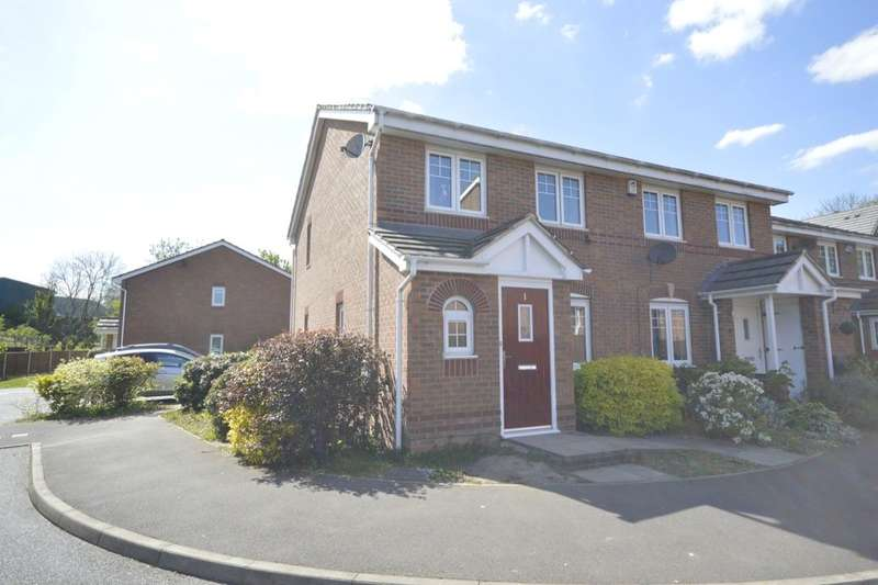 3 Bedrooms Property for sale in The Beck, DUDLEY, DY2