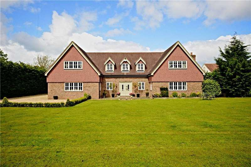 5 Bedrooms Detached House for sale in The Lodge, Warren Farm, Warren Road, Little Horwood, Milton Keynes