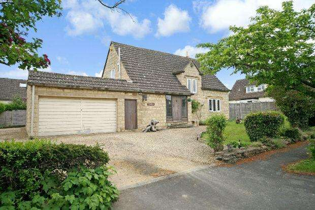 3 Bedrooms Detached House for sale in Cotswold Close, Tredington, Shipston-on-stour