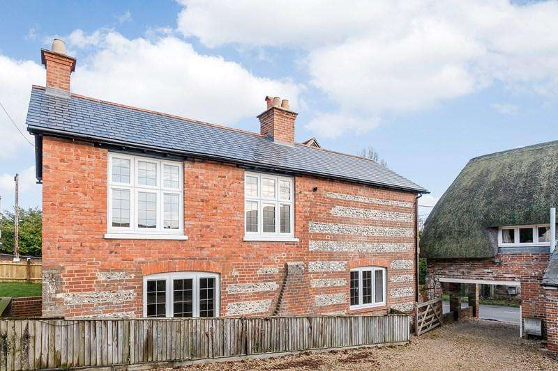 2 Bedrooms Terraced House for sale in Hurstbourne Priors, Whitchurch