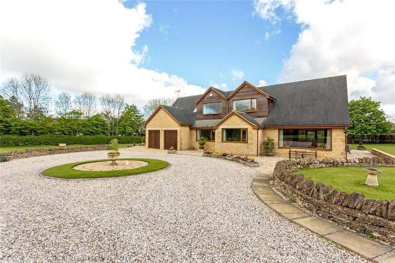 5 Bedrooms Detached House for sale in Little Witcombe, Gloucester
