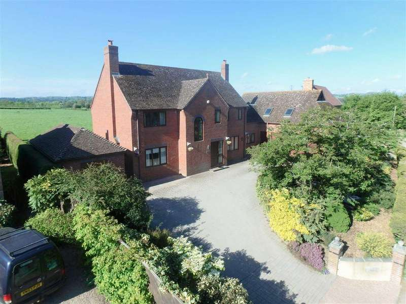 6 Bedrooms Detached House for sale in Bell Lane, Mordiford, Hereford