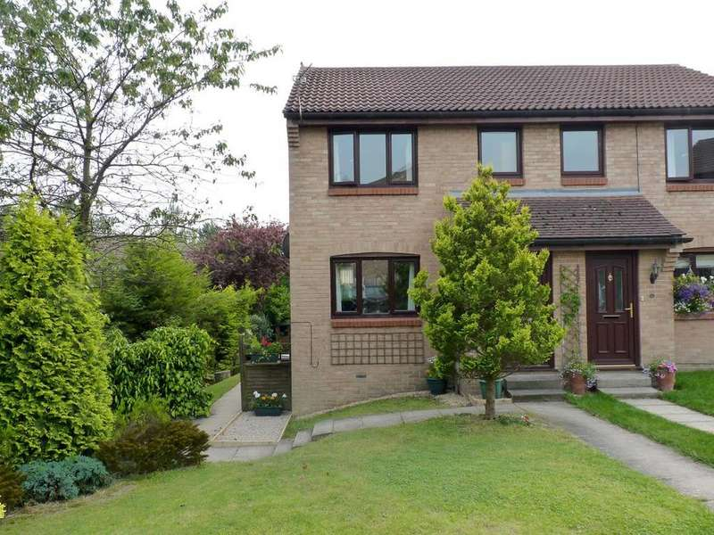 3 Bedrooms Semi Detached House for sale in Hartwith Close, Harrogate