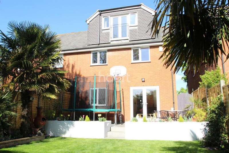 5 Bedrooms Semi Detached House for sale in Reading road, Ipswich