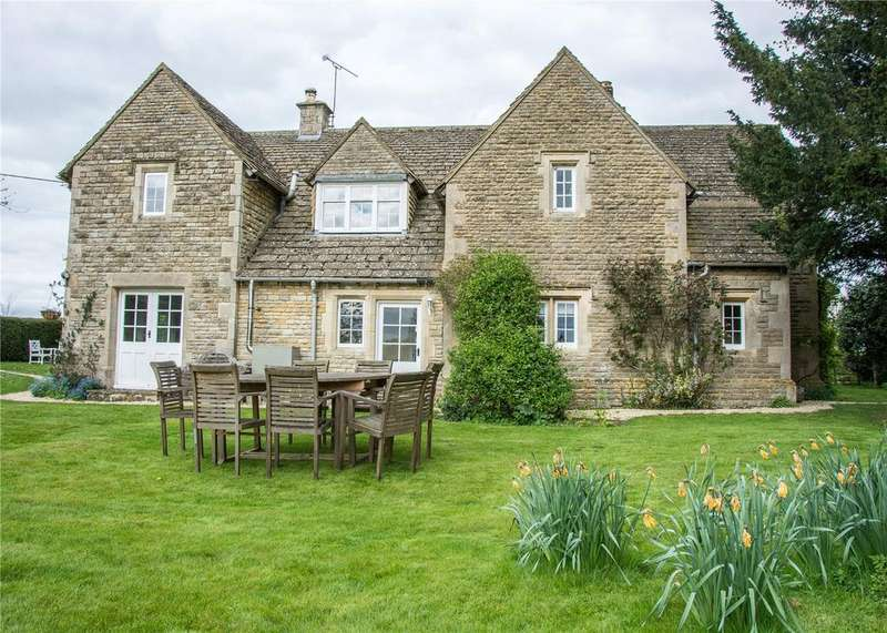 4 Bedrooms Detached House for sale in Marston Hill, Meysey Hampton, Cirencester, Gloucestershire, GL7