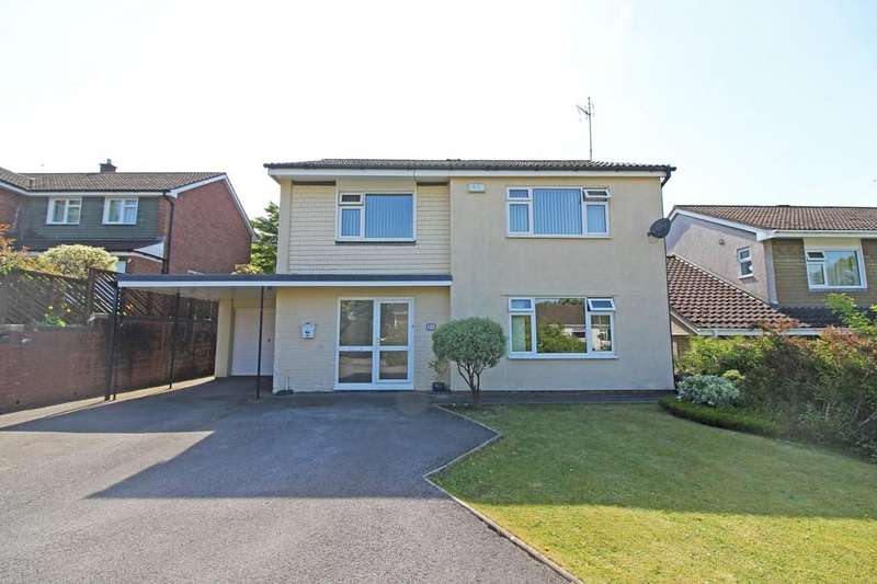 4 Bedrooms Detached House for sale in Min Y Coed, Radyr