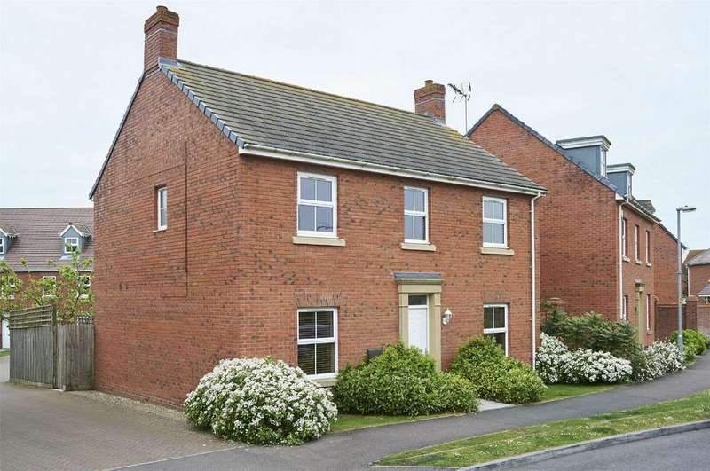 4 Bedrooms Detached House for sale in Rowan Close, Desborough, Kettering, Northamptonshire