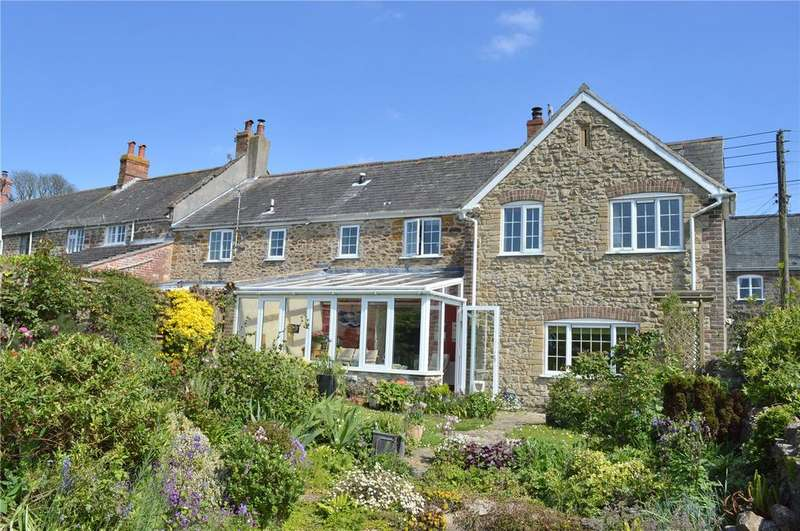 3 Bedrooms End Of Terrace House for sale in Hydrangea Cottage, Eype, Bridport, Dorset