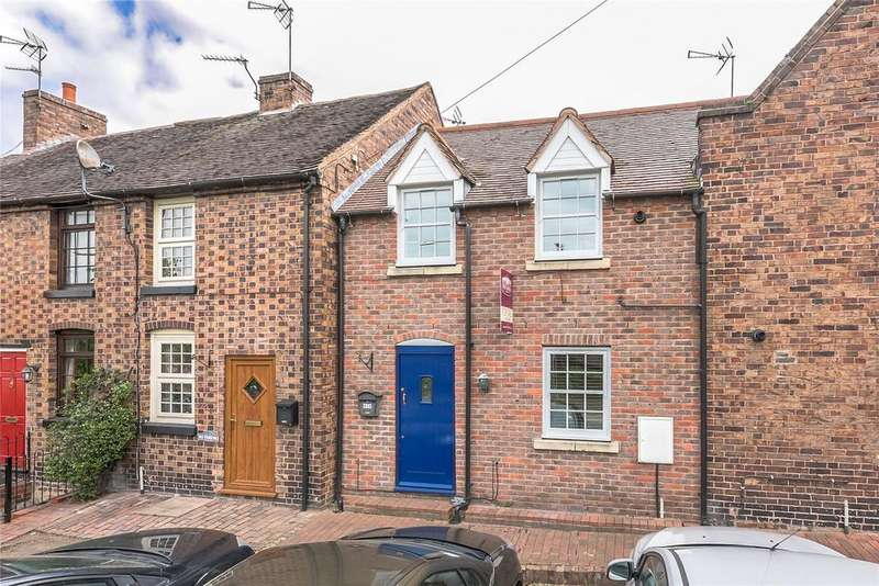 1 Bedroom Terraced House for sale in Bernards Hill, Bridgnorth, Shropshire