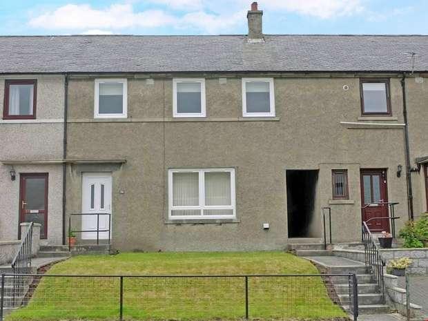 3 Bedrooms Terraced House for sale in Corndavon Terrace, Aberdeen