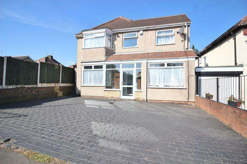 4 Bedrooms Detached House for sale in Churchfield Road, Oxley