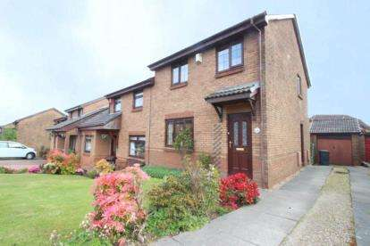 3 Bedrooms Semi Detached House for sale in Tiree Place, Newton Mearns