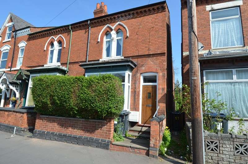 3 Bedrooms Terraced House for sale in Addison Road, Kings Heath, Birmingham