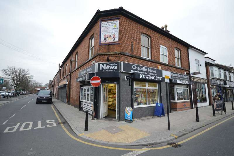 Retail Property (high Street) Commercial for rent in Wilmslow Road, Cheadle