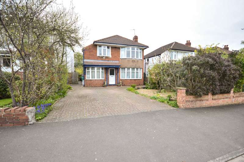 4 Bedrooms Detached House for sale in SEAL ROAD, Bramhall