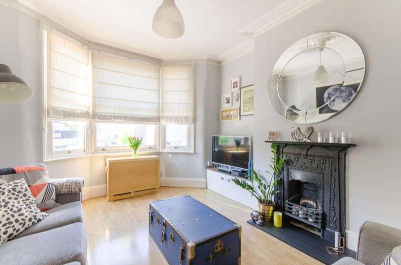2 Bedrooms Flat for sale in Steele Road, Tottenham, N17