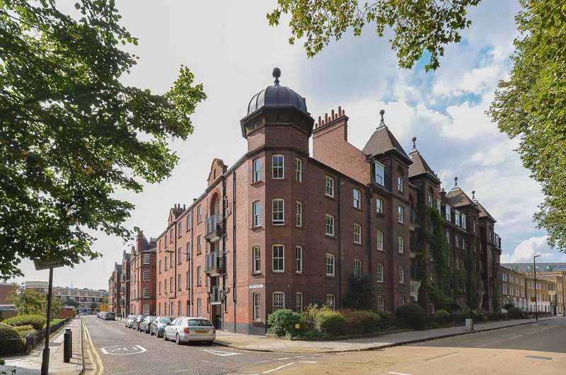 1 Bedroom Flat for sale in Stepney Green, Stepney, E1