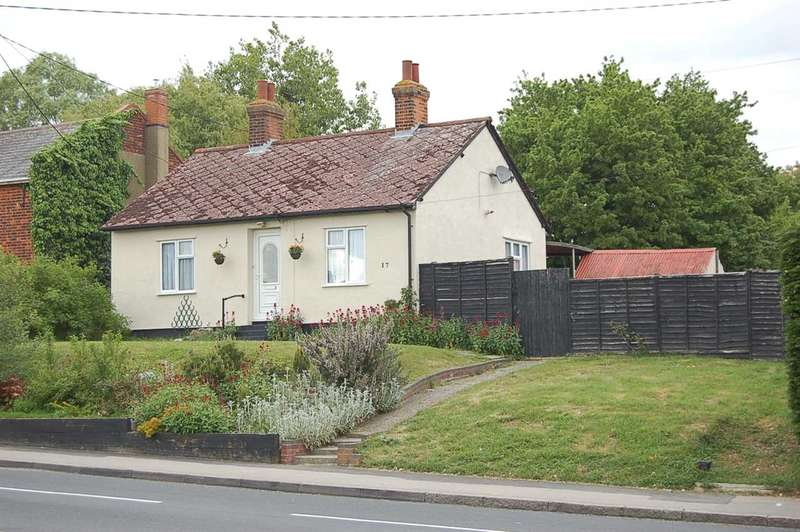 2 Bedrooms Bungalow for sale in Brook Hill, Little Waltham, Chelmsford