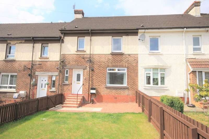3 Bedrooms Terraced House for sale in Bellshill Road, Motherwell