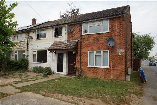 1 Bedroom Apartment Flat for sale in Calbroke Road, Slough