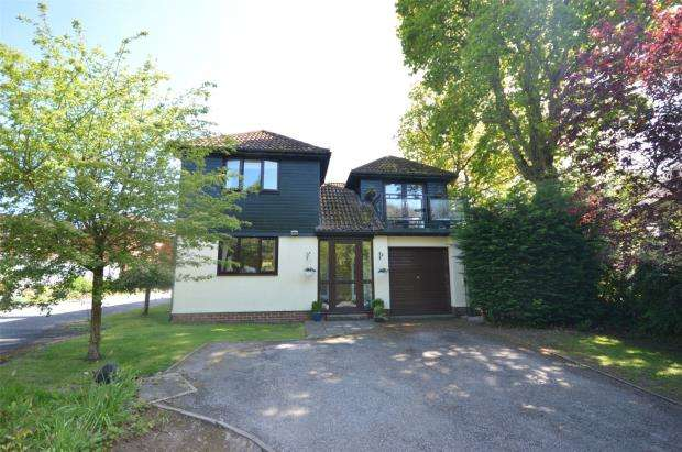 4 Bedrooms Detached House for sale in Critchards, Woodbury, Exeter, Devon