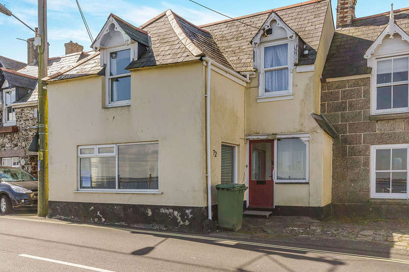 2 Bedrooms Semi Detached House for sale in Fore Street, Newlyn, Penzance, TR18