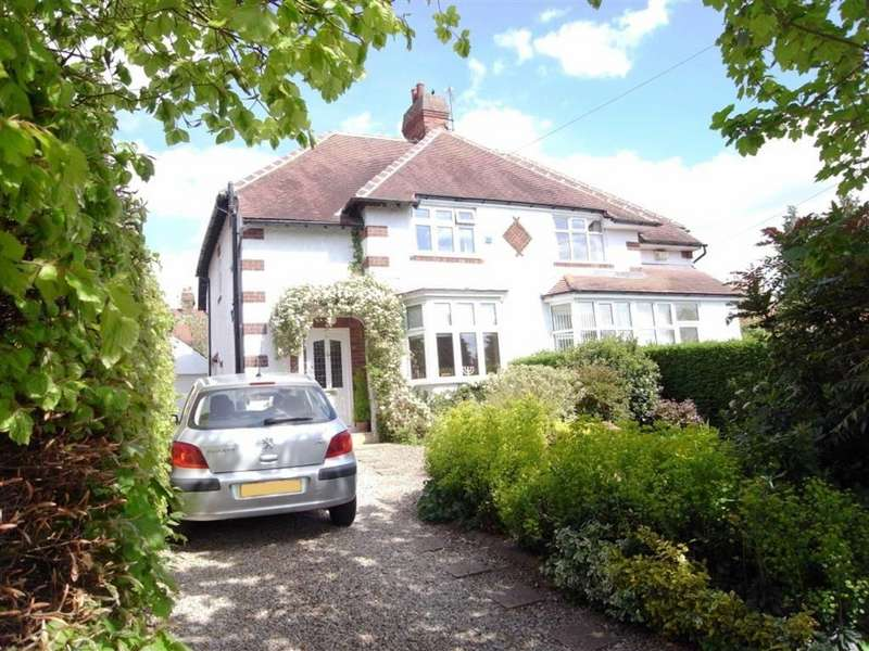 3 Bedrooms Semi Detached House for sale in Blackwell, Darlington