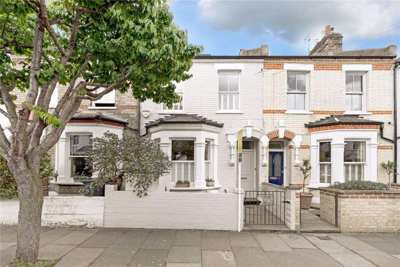 5 Bedrooms Terraced House for sale in Festing Road, Putney, London, SW15