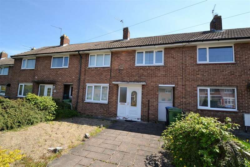 2 Bedrooms Terraced House for sale in Briar Close, Spennymoor