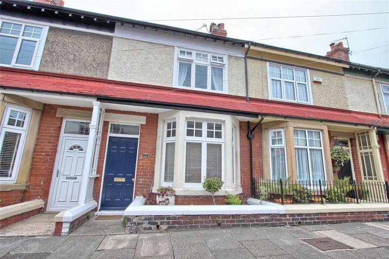 3 Bedrooms Terraced House for sale in Oxford Street, Saltburn-by-the-Sea