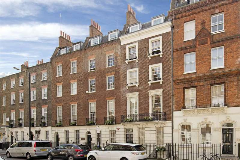 2 Bedrooms Flat for sale in Upper Berkeley Street, London
